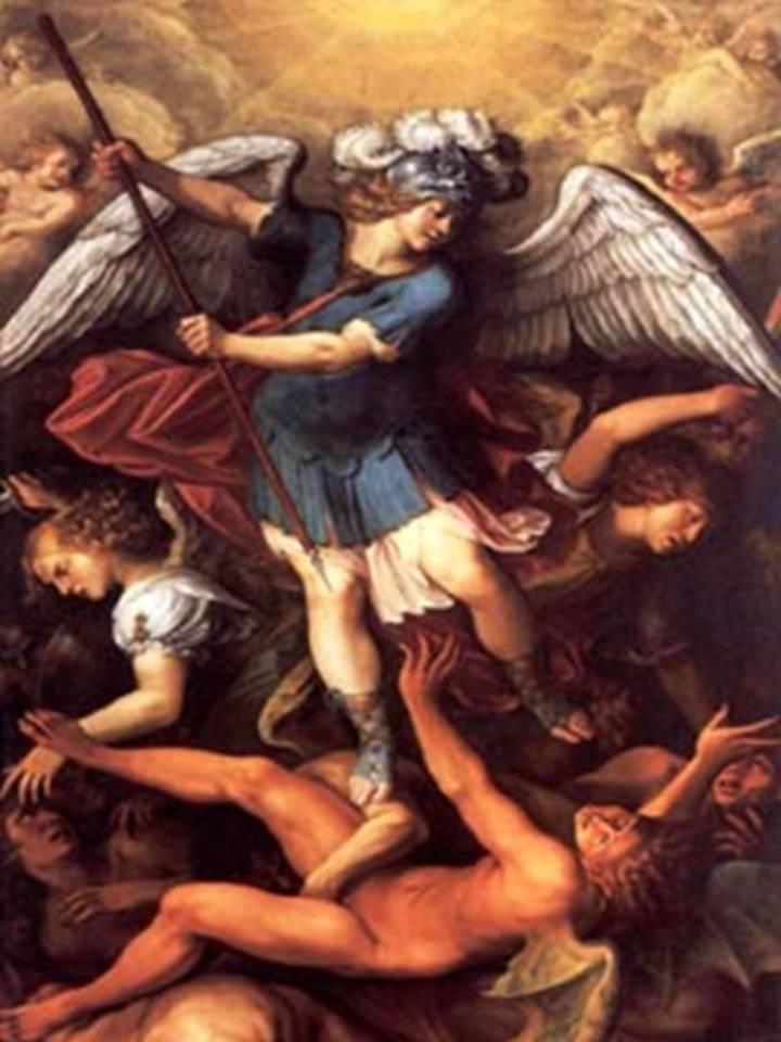 oraciones y conjuros san miguel arcangel oracion para