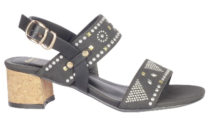 Insolia block heels INR- 1999
