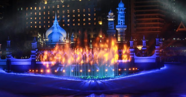River of Life : Top New Attractions in Kuala Lumpur