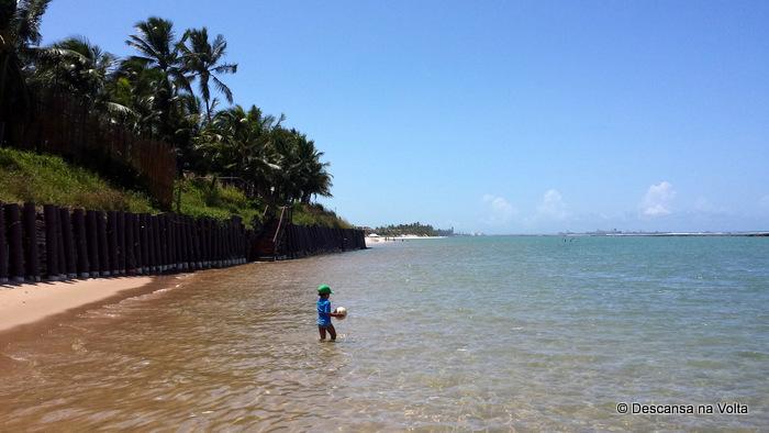 Praia de Muro Alto Pernambuco