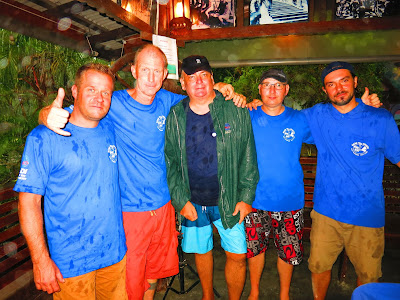 PADI IE on Koh Phangan for December has been completed very successfully