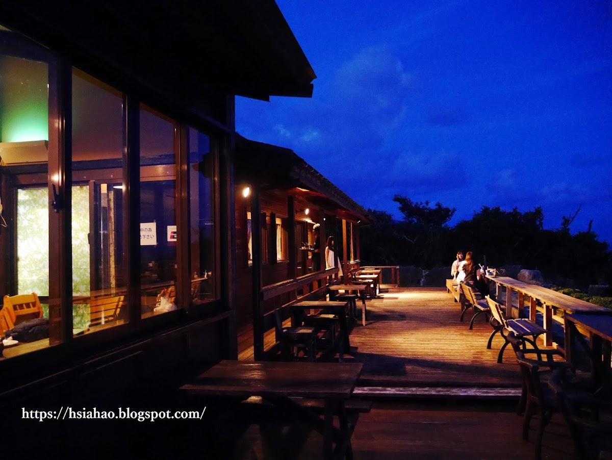沖繩-美食-餐廳-南部-夜景-自由行-旅遊-Okinawa-カフェくろくま-Café-Kurokuma