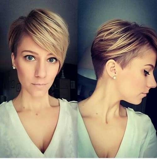 short hairstyles with fine hair 2019