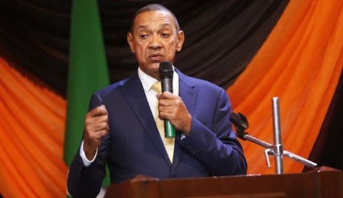 Senator Ben Bruce Reveals What Buhari Must Not Forget
