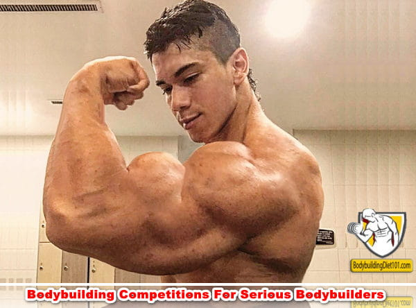 When you start bodybuilding there are probably different reasons for doing so