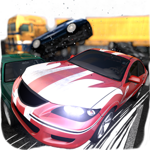 Highway Crash Derby Mod Apk 1.5.5 Mod Money