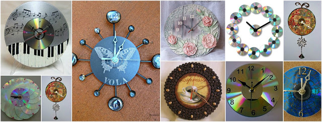 reloj-cds-reciclados