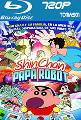 Shin Chan: Papá Robot (2014) BDRip m720p