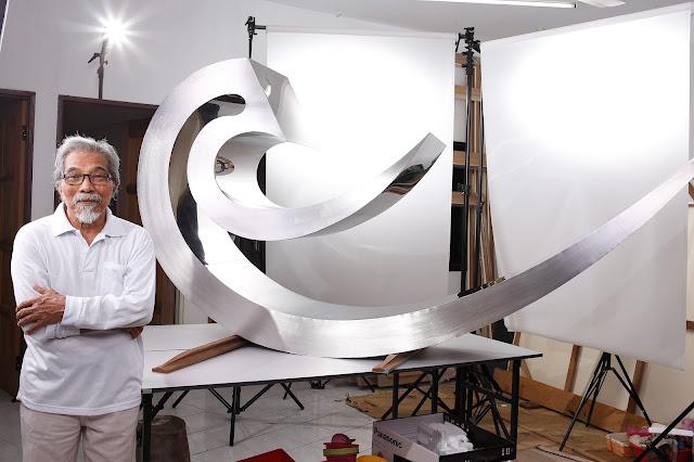 Latiff Mohidin, Malaysia's Visual Art Direction,