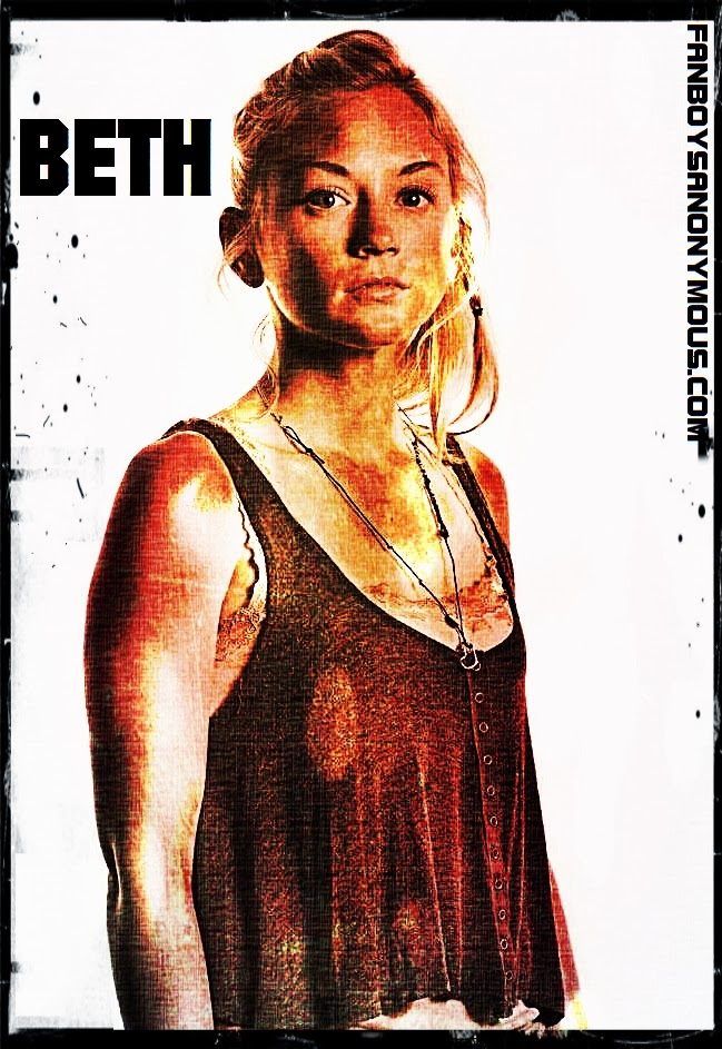 Beth Greene Walking Dead actress Emily Kinney hot photos