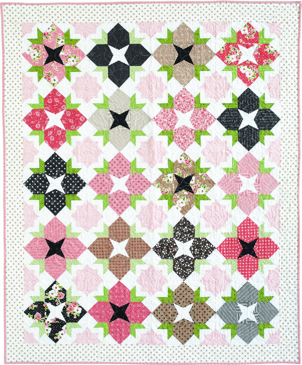 Woodberry Way: Full Bloom Pattern for McCall's Quilting : mcalls quilting - Adamdwight.com