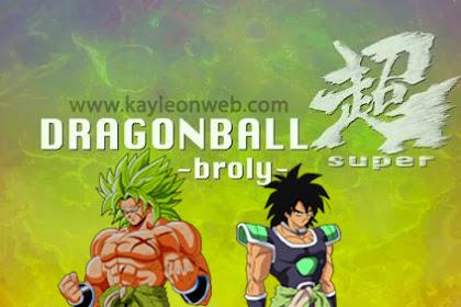 Dragon ball Super brolly, Legendary Saiyan
