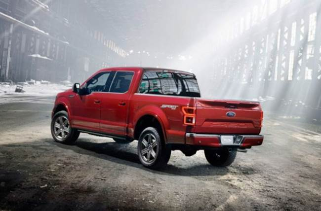 2020 Ford F150 Redesign Concept