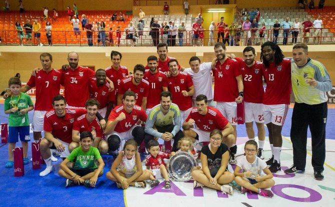 Benfica vence Torneio Internacional de Viseu