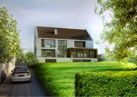 Architectural Rendering Services - Get the Precise Architectural View!