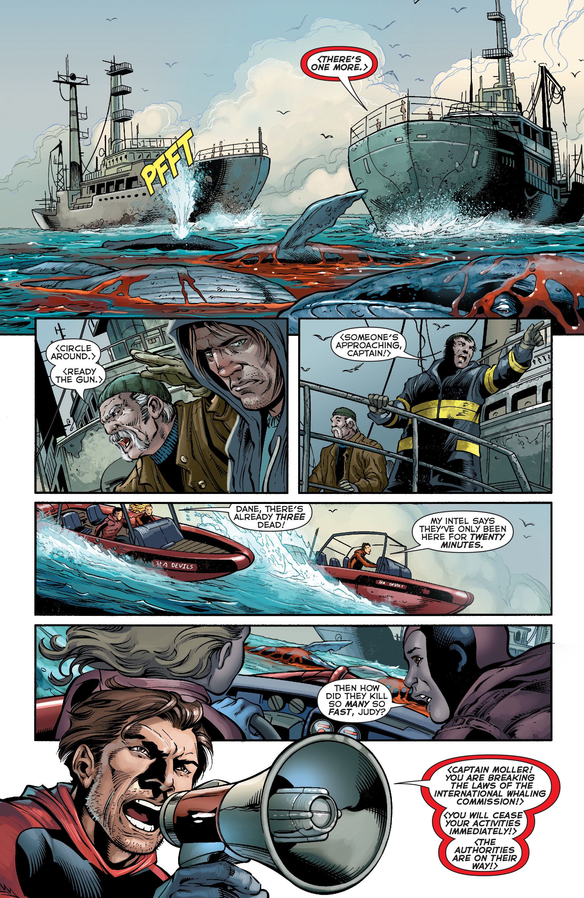Read online Aquaman (2011) comic -  Issue #17 - 3