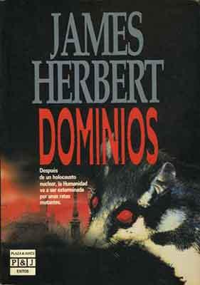 Dominios, una de las obras maestras de James Herbert