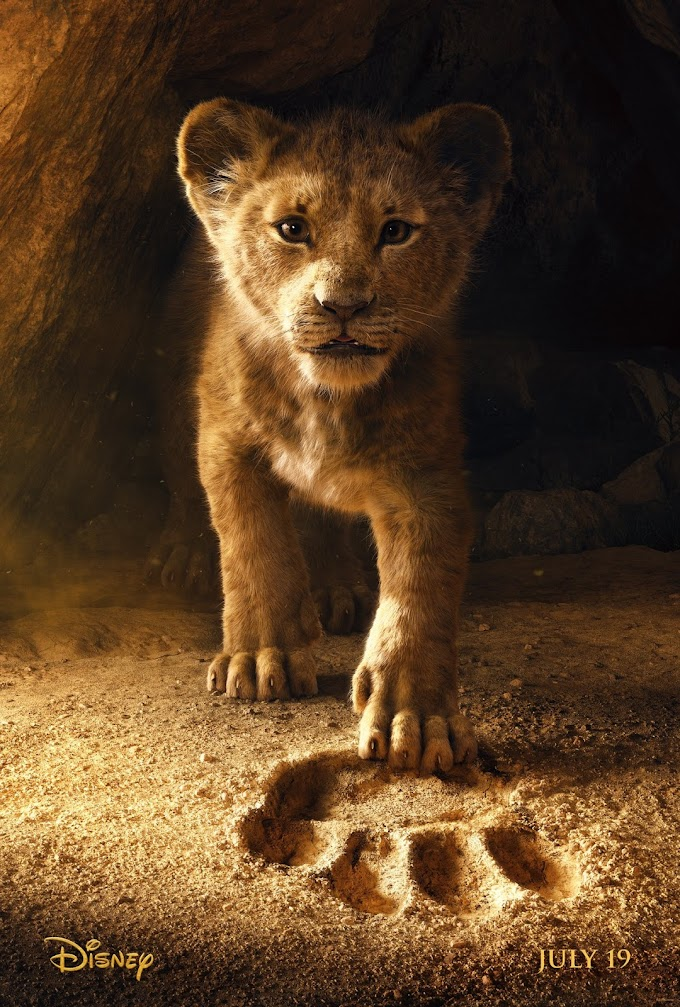 El trailer del remake de El Rey León