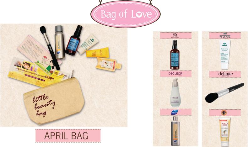 Mon Petit Livre Noir Bag Of Love April 2013