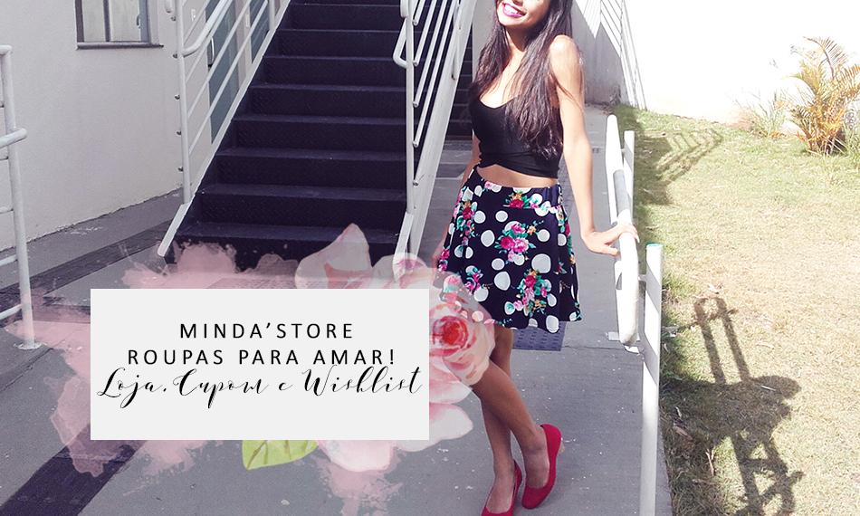Minda'Store - Roupas para amar