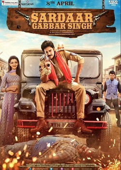 Sardaar Gabbar Singh Movie Download Telugu (2016) HD 720p