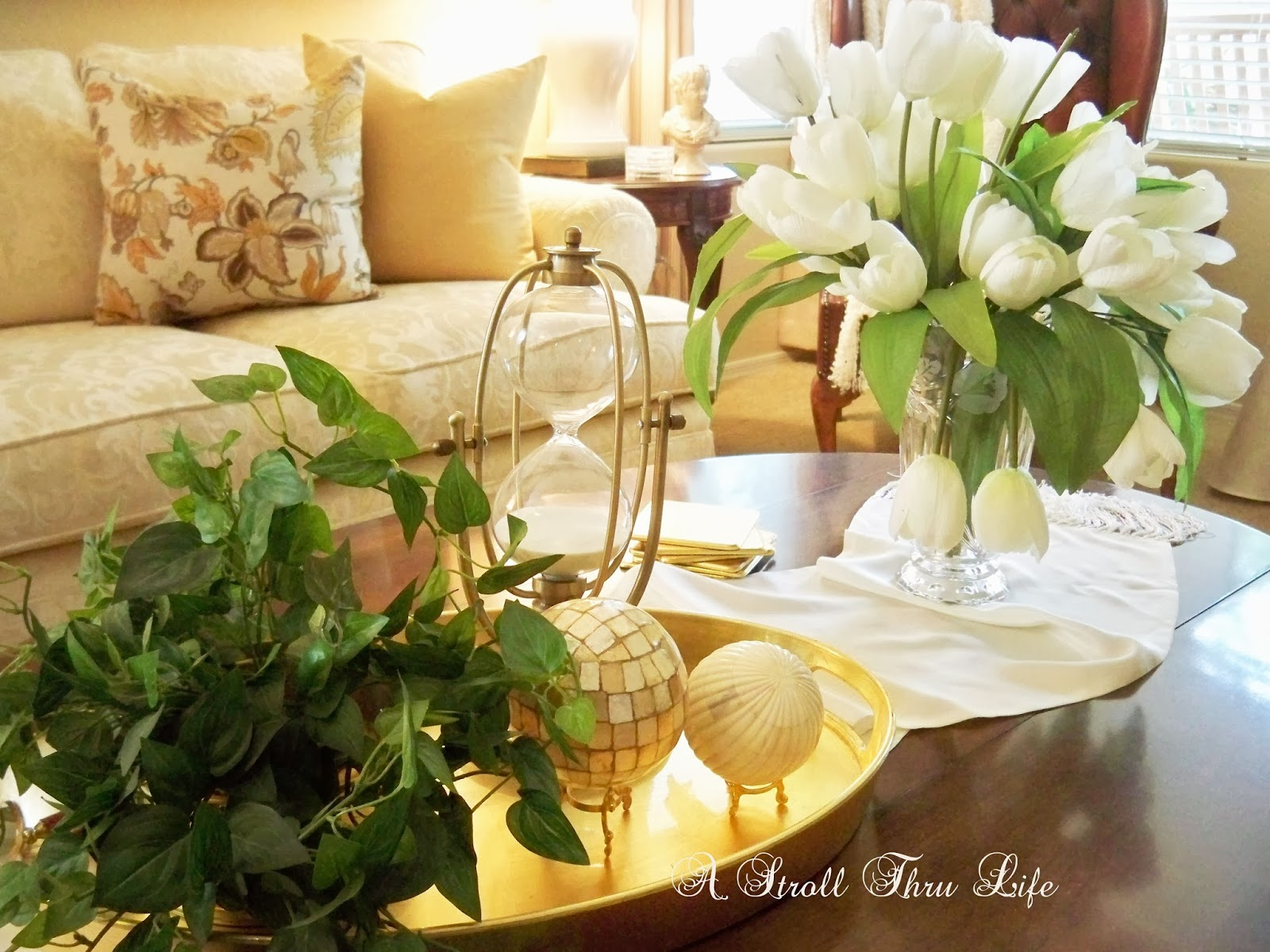Adding Brass in your vignettes