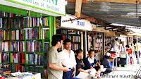 Bursa Buku Palasari Diburu yang Haus Ilmu