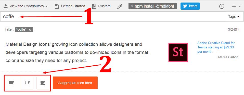 Cara Menggunakan Ikon SVG pada Blog