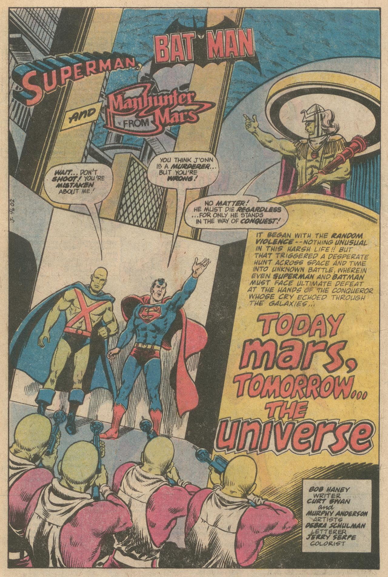 Read online World's Finest Comics comic -  Issue #245 - 3