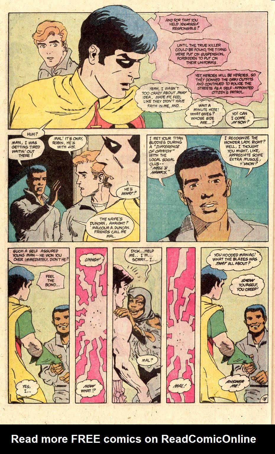 Read online Secret Origins (1986) comic -  Issue # _Annual 3 - 18