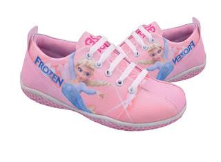 Toko Sepatu Wedges Wanita Online