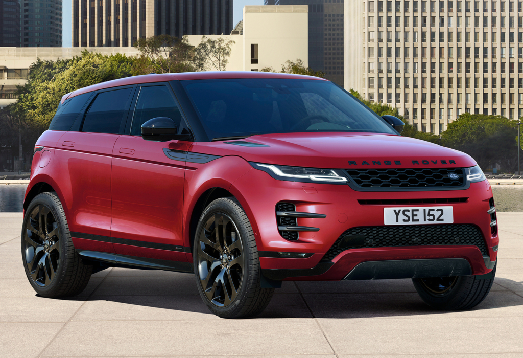 2019 Land Rover Range Rover Evoque D240 Hse R Dynamic Black Pack