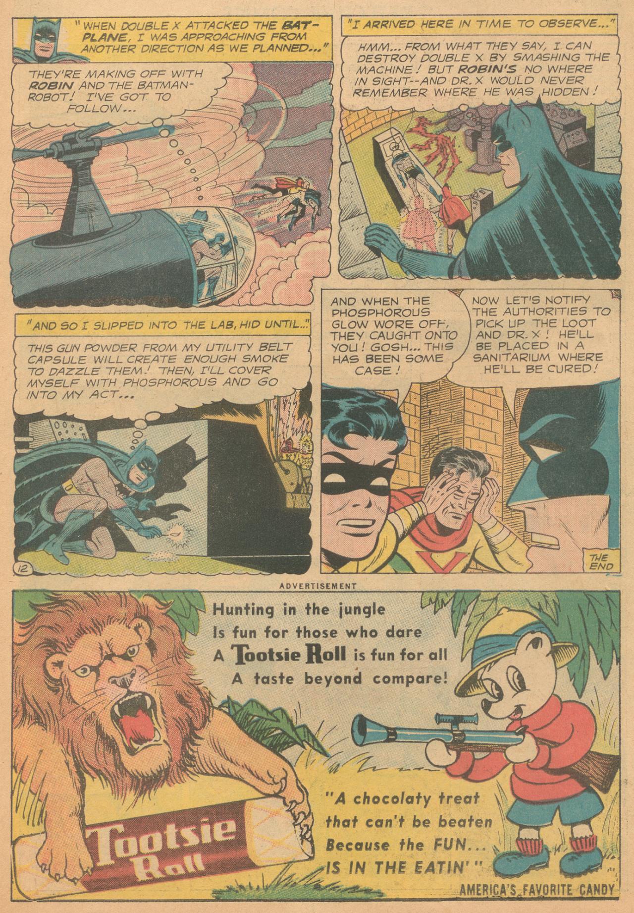 Read online Detective Comics (1937) comic -  Issue #261 - 14