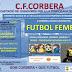 El CF Corbera apuesta por el fútbol femenino