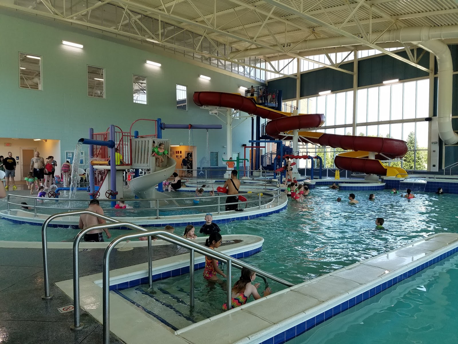 Play St Louis Renaud Spirit Center Indoor Pool O 39 Fallon