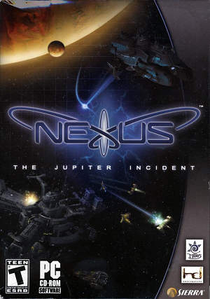Nexus - The Jupiter Incident PC Full