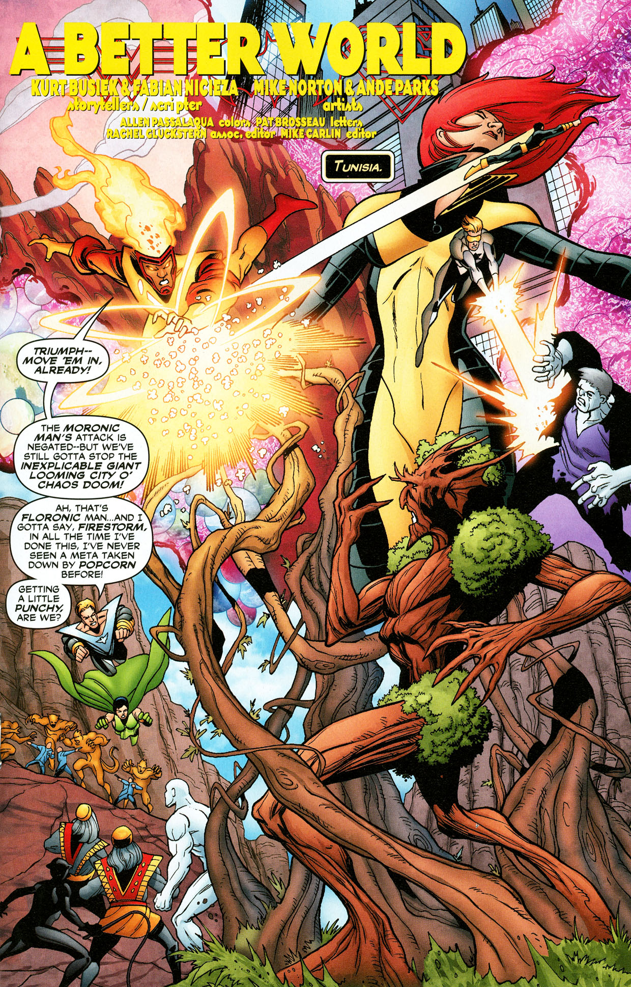 Read online Trinity (2008) comic -  Issue #32 - 18