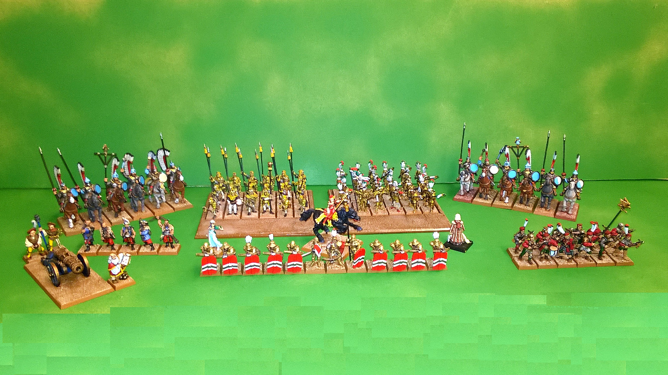 Oldhammer Forum • View topic - My Empire Army update 23 04 17