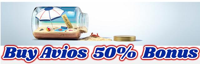 英國航空Executive Club推出Avios促銷活動最高可享50%Bonus(2/24前)