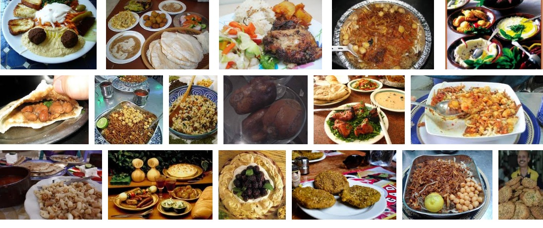 Private Tour Guide In Egypt: Egyptian food