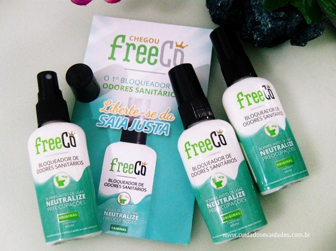 FreeCô Neutralizador de Odores