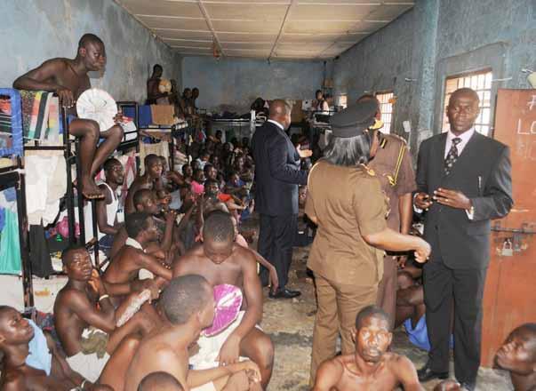 Ilorin Prison Riot