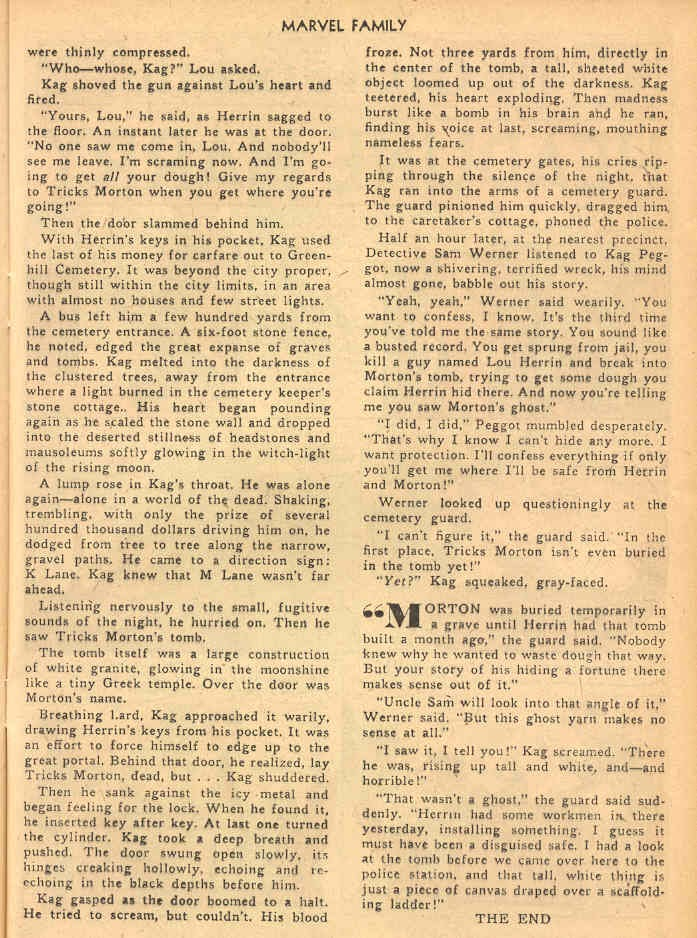 The Marvel Family issue 69 - Page 13