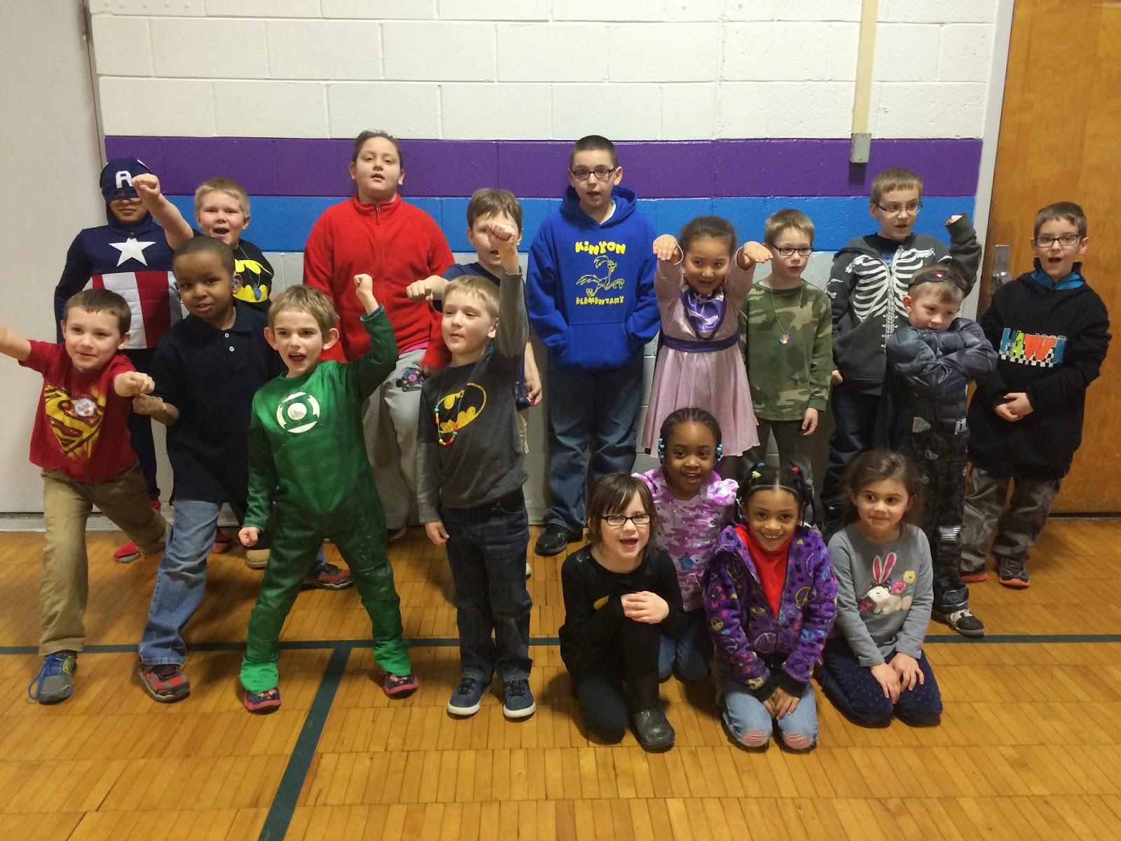 Talking Taylor Schools Kinyon Elementary School