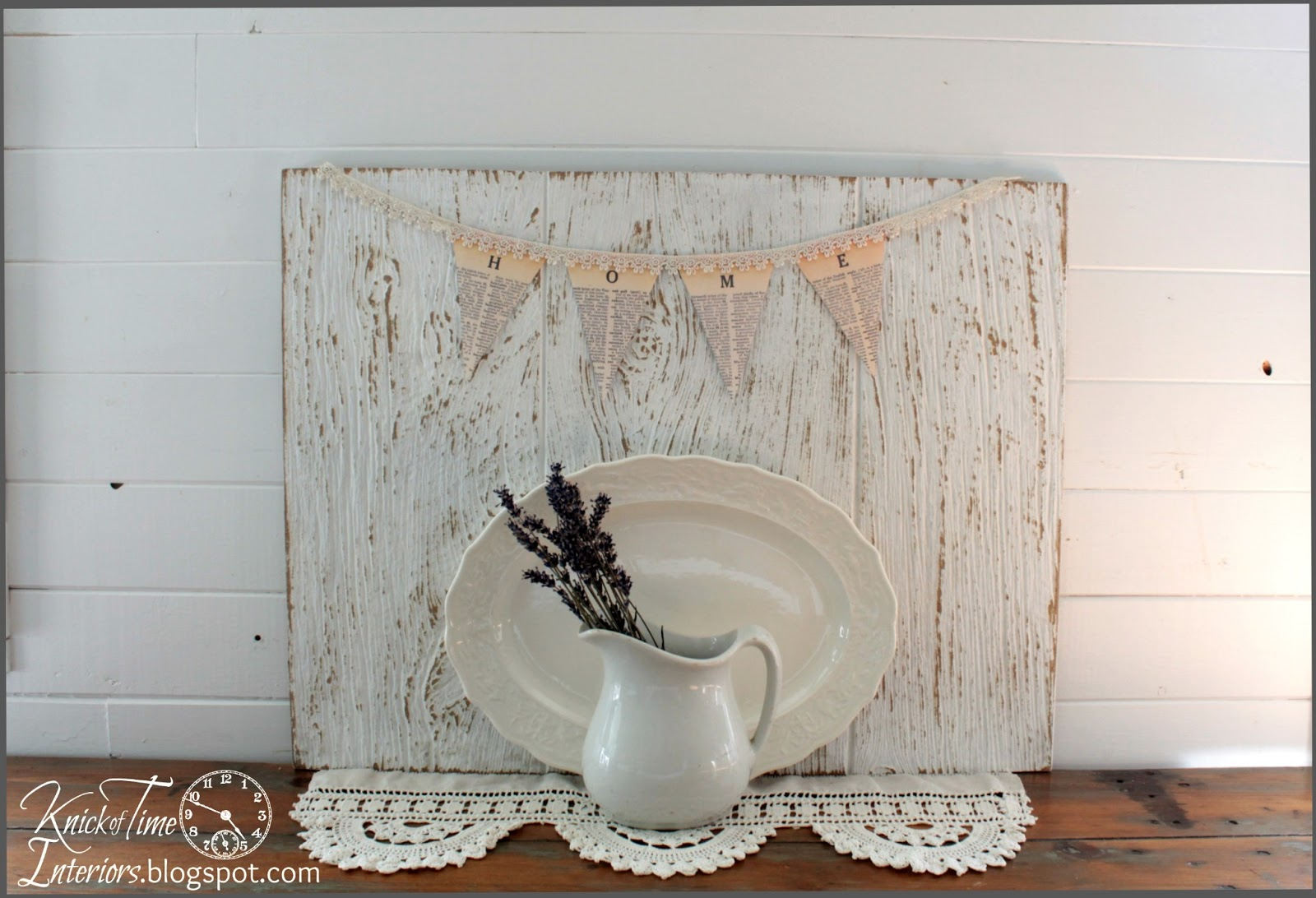 Soft Cottage Colors For Diy Rustic Backdrops
