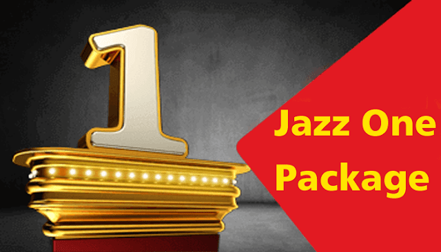 Jazz One | Mobilink Jazz Prepaid Packages