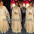 Namrata Shirodkar Shimmer Salwar