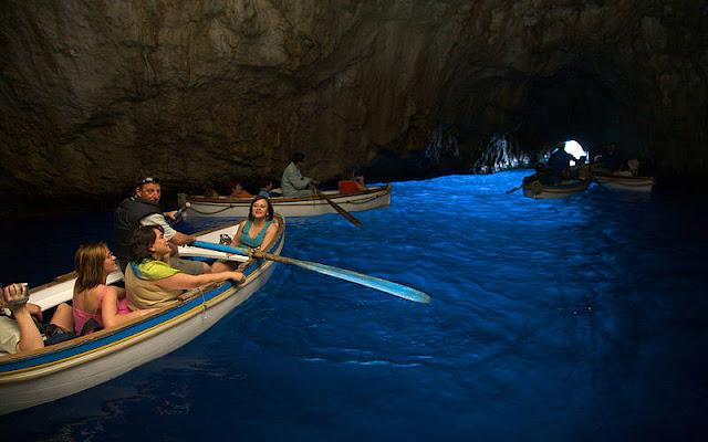 O que fazer em um roteiro de 1 dia na Ilha de Capri