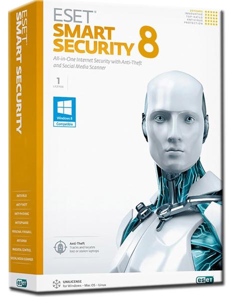 ESET Smart Security 8 Phần Mềm Diệt Virus Siêu Nhẹ Nhưng Mượt