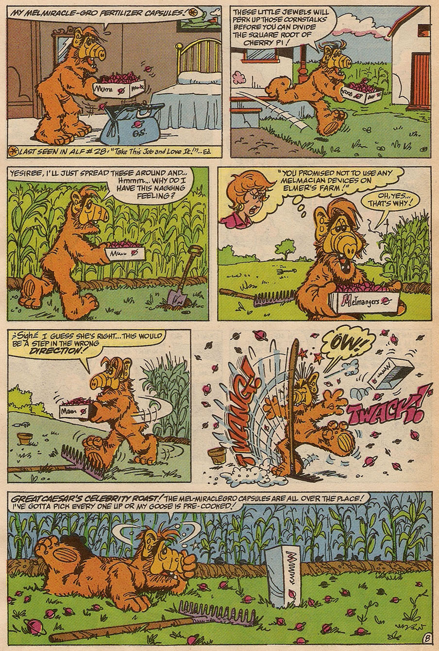 Read online ALF comic -  Issue #37 - 12